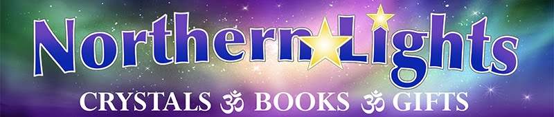 News from Northern Lights Crystals, Books and Gifts