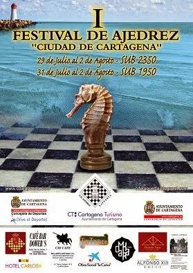 I Festival de ajedrez