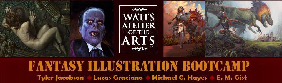 Watts Atelier Illustration Boot Camp