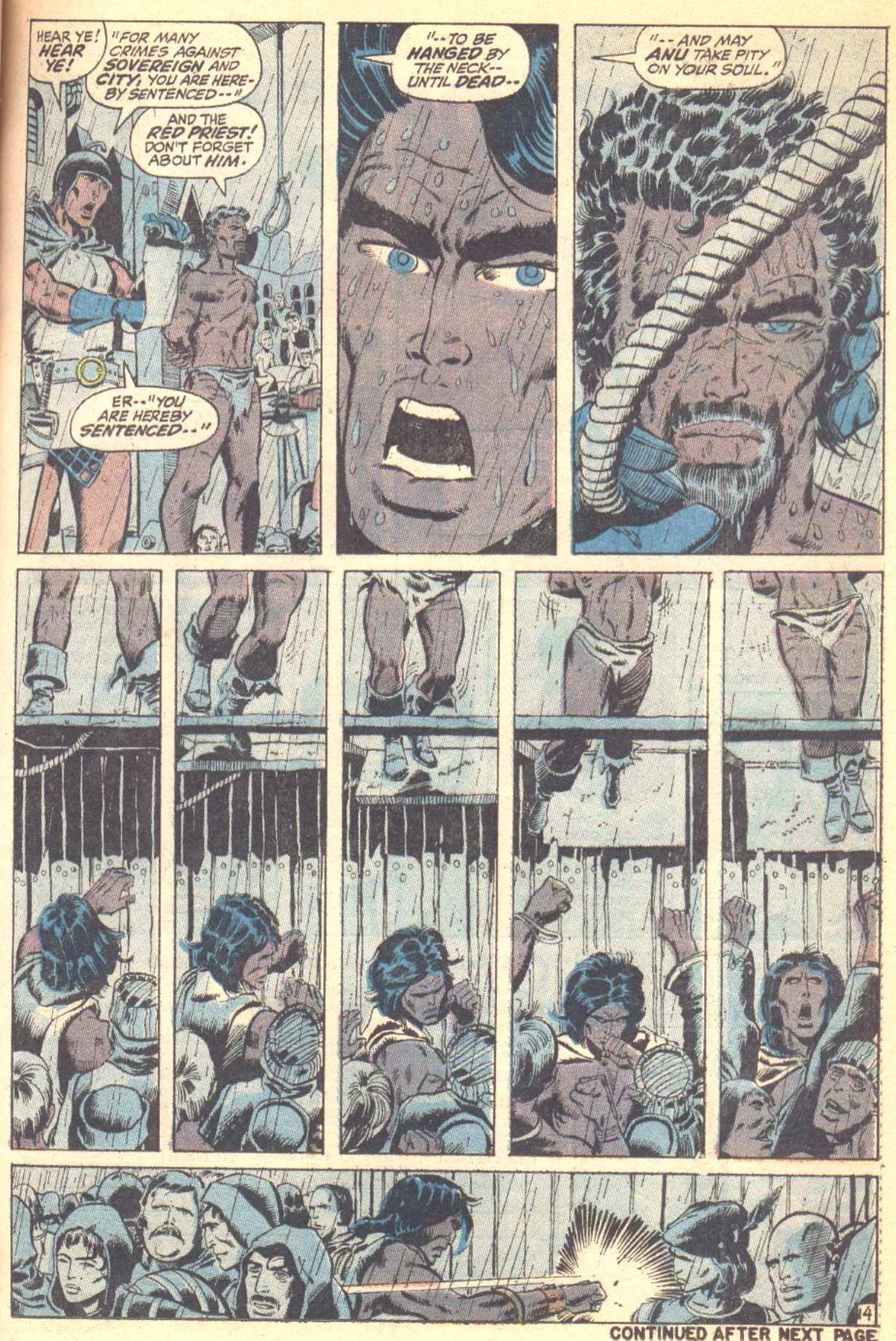 Conan the Barbarian (1970) Issue #10 #22 - English 15