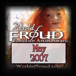 World of Froud Artist of the month award