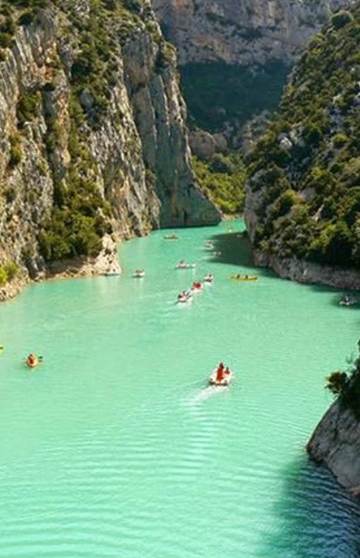 Verdon-Provence,Frankrijk