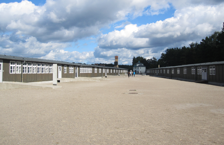 Sachsenhausen Concentration Camp Memorial 2015