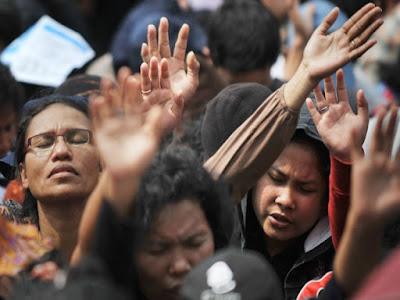 ÁSIA/INDONÉSIA - Alarme dos cristãos: proibido celebrar o Natal em Java