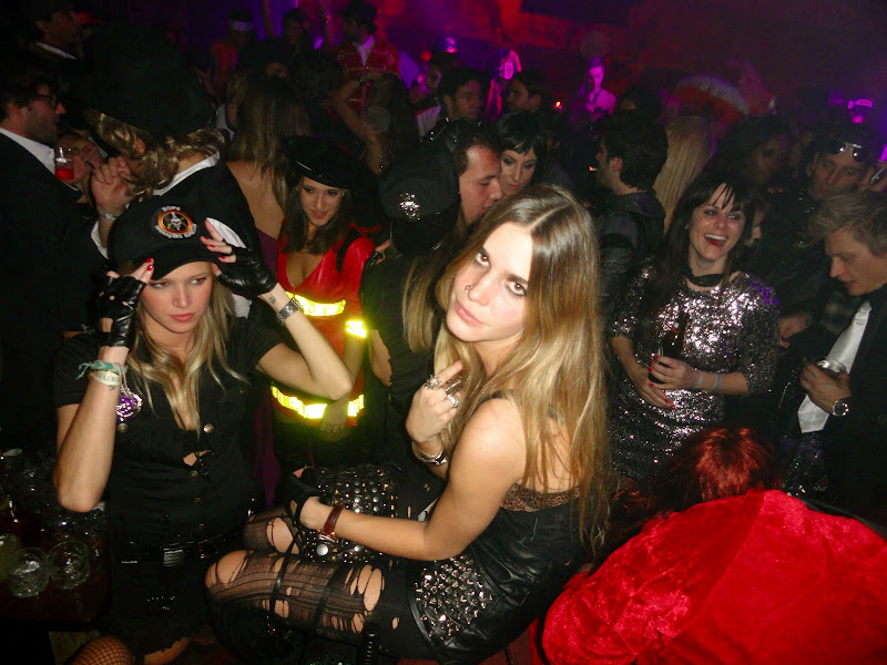 Costume Gothic Punk : title=