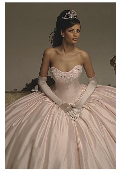Elegant pink silk chiffon wedding ceremony clothing are adequate to fulfill