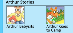 Arthur Stories