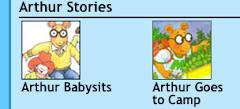 Arthur Stories