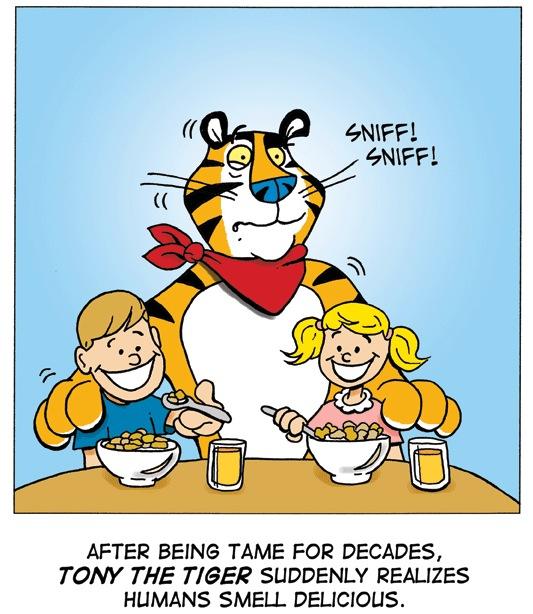 Permalink to Funny Cartoons Tony The Tiger  free wallpaper