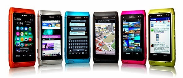 \\configure Internet access in a mobile Movistar Nokia Symbian