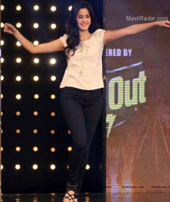 Katrina Kaif unseen Hot and Sexy Photos in Jeans and T ...
