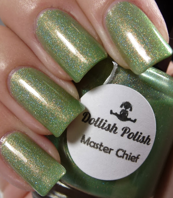 Master Chief, Dollish Polish Gamer Series