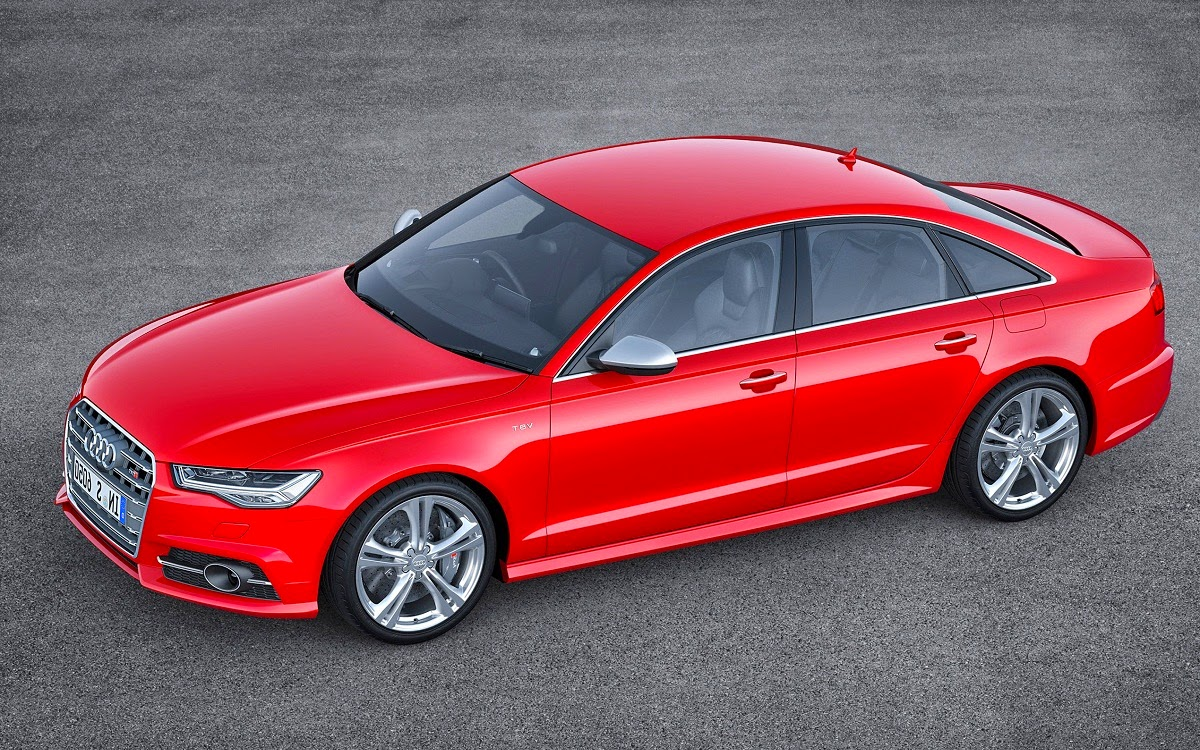 2016 audi s6 and s6 avant high performance car reviews new car pictures for 2018 2019. Black Bedroom Furniture Sets. Home Design Ideas