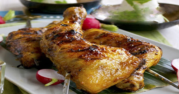 Chicken Inasal Bacolod