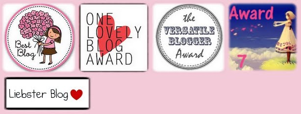 Blog Awards ♥