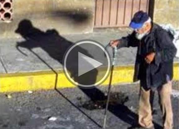 REFLEXIÓN: El anciano olvidado