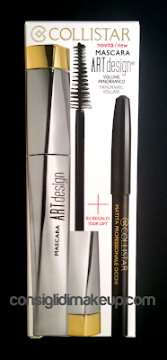 Review: Mascara ARTdesign - Collistar