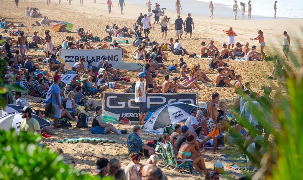 22 Billabong Pipe Masters 2014 Pipeline Foto ASP