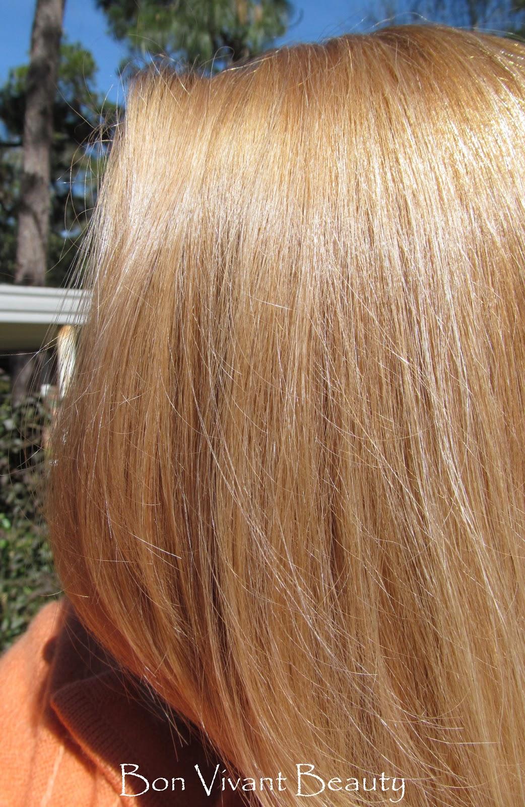 Natural Medium Ash Blonde Hair Color