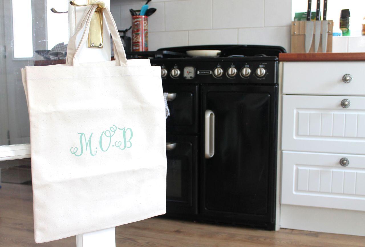 wedding gift tote bag
