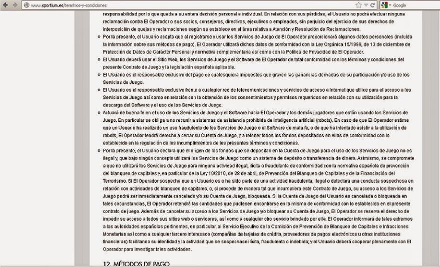 cirsa sportium contrato 2