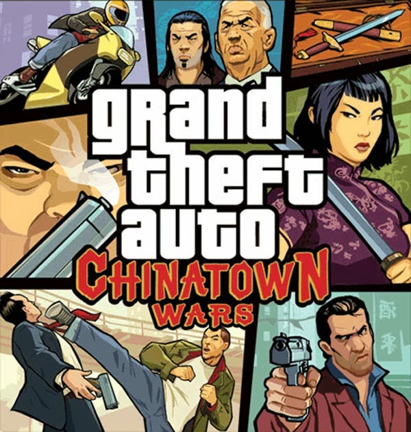 GTA China Town Wars Game