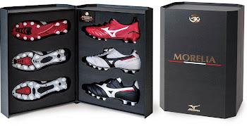 Mizuno Morelia 30th Anniversary Collection 28e974d1659