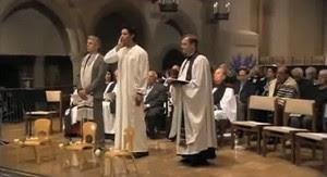 Ketika Suara Adzan Berkumandang di Gereja