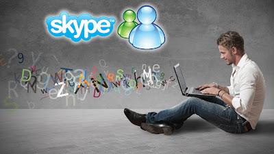 FOTO: MSN será trocado pelo Skype