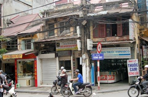 Nhà phố cổ