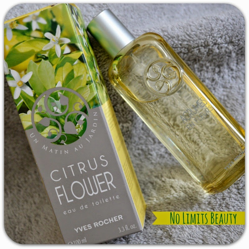 Yves Rocher - EDT Cítricos en Flor (review)