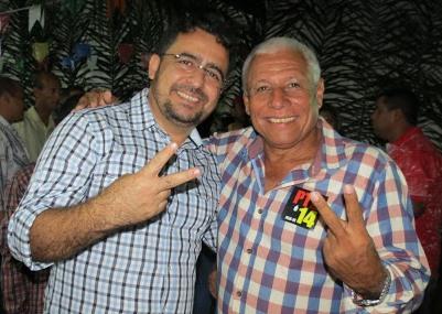 CAPITÃO AZEVEDO E ROBERTO JOSÉ