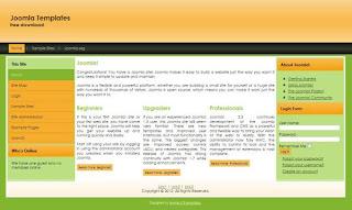 joomla 2.5 portal template