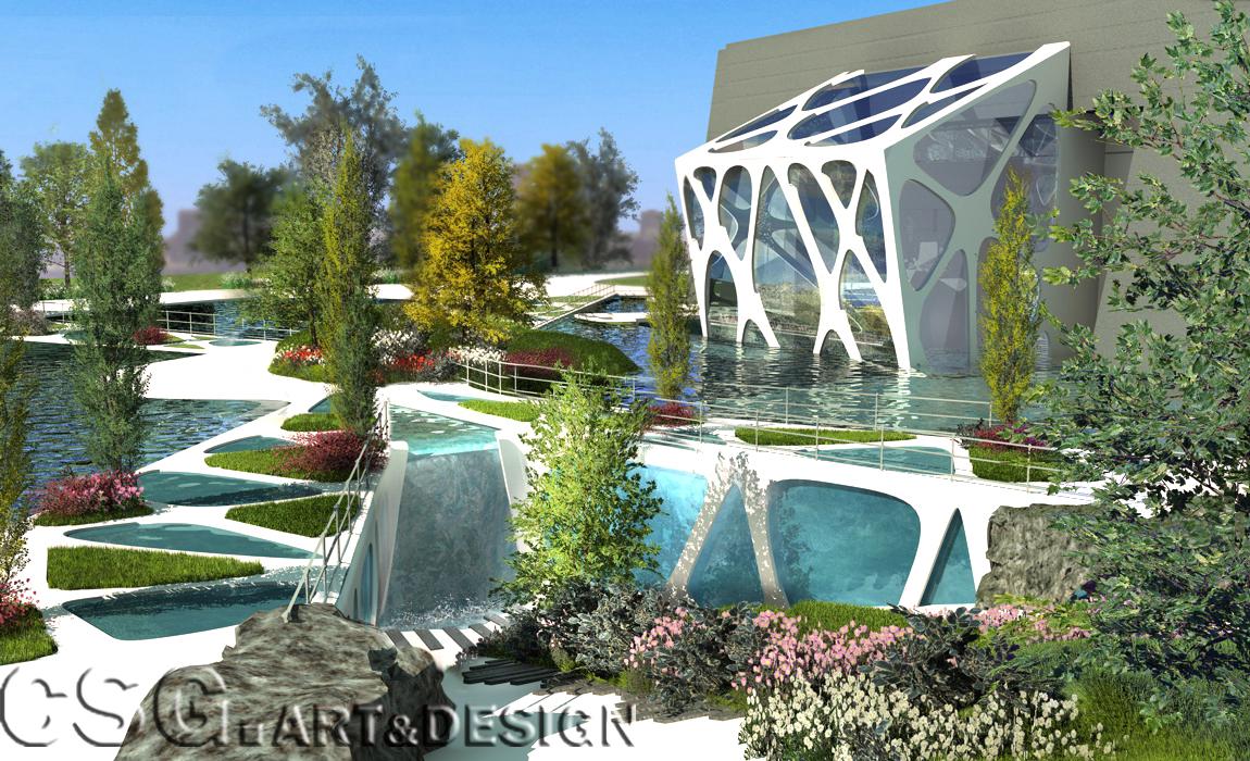 Apuntes revista digital de arquitectura la arquitectura for Filtros para lagos artificiales