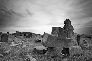 Graveyard by Evgeni Dinev