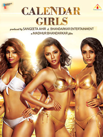 Poster Of Calendar Girls 2015 1CD HDRip Hindi