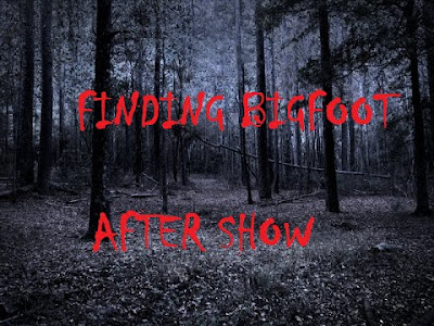 Finding Bigfoot After Show Webcast