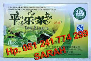 Teh Ping le Obat Herbal China