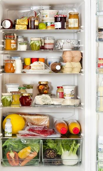 Claves para organizar la nevera nutrici n a las 6 for Como ordenar la nevera