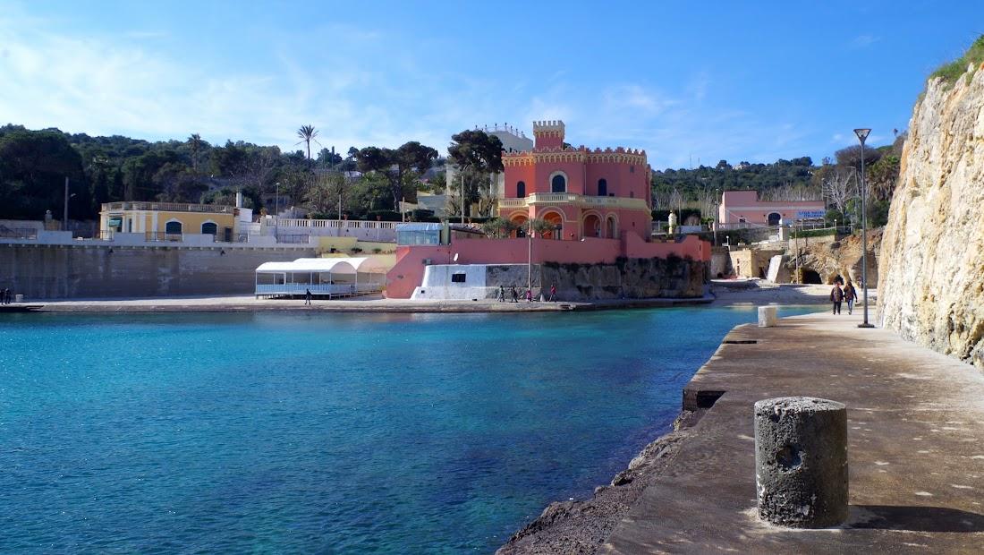 Porto Tricase im Südosten von Apulien