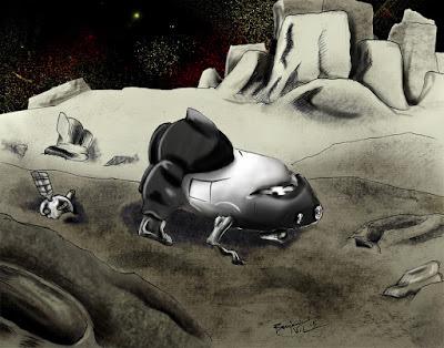 Viaje espacial Benjamin Vilella cerebro
