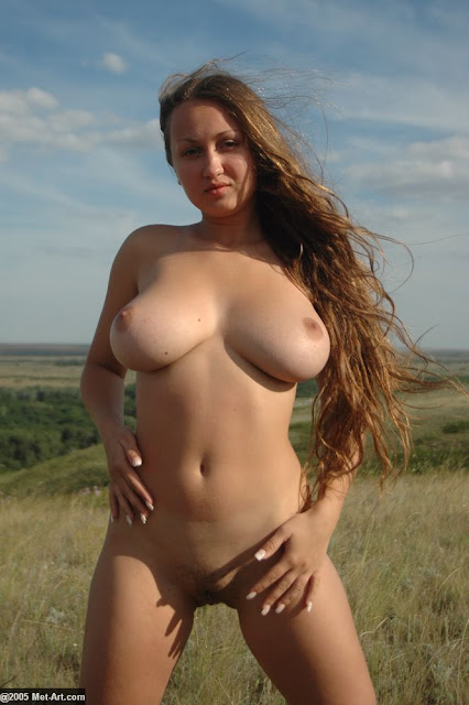 Фото русские женщины с большой грудью 61617 фотография
