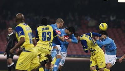 Napoli Chievo 2-0 highlights sky