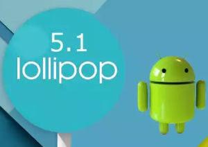 funzioni aggiornamento android 5.1