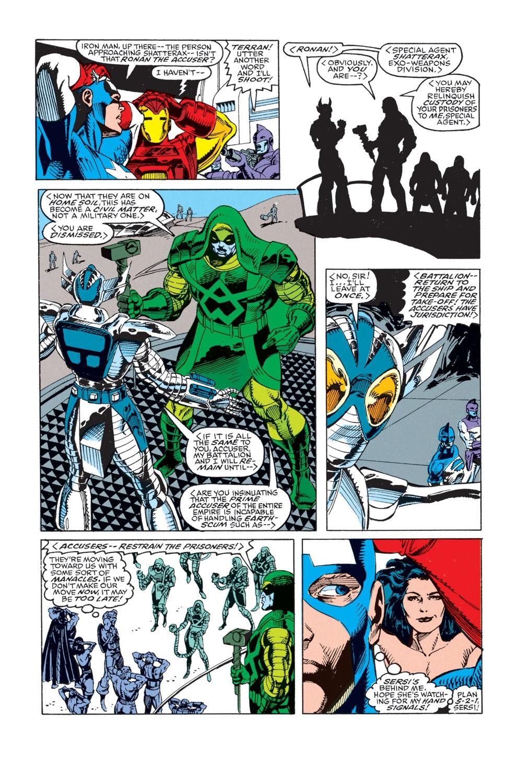 Captain America (1968) Issue #399 #338 - English 4
