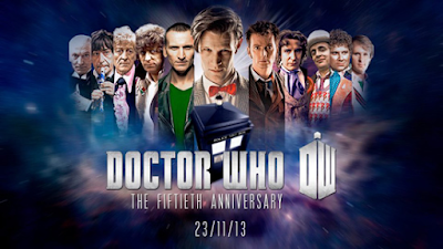 doctor who 50th all doctors