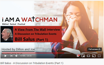 Tribulation Events Part 1