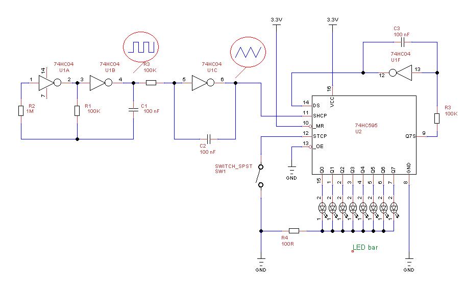 Random Number Generator Circuit Random Number Generator