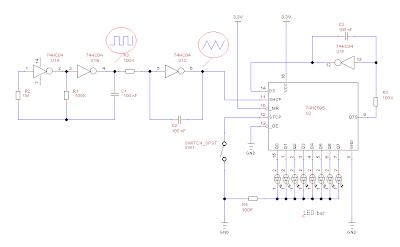Random number generator schematic