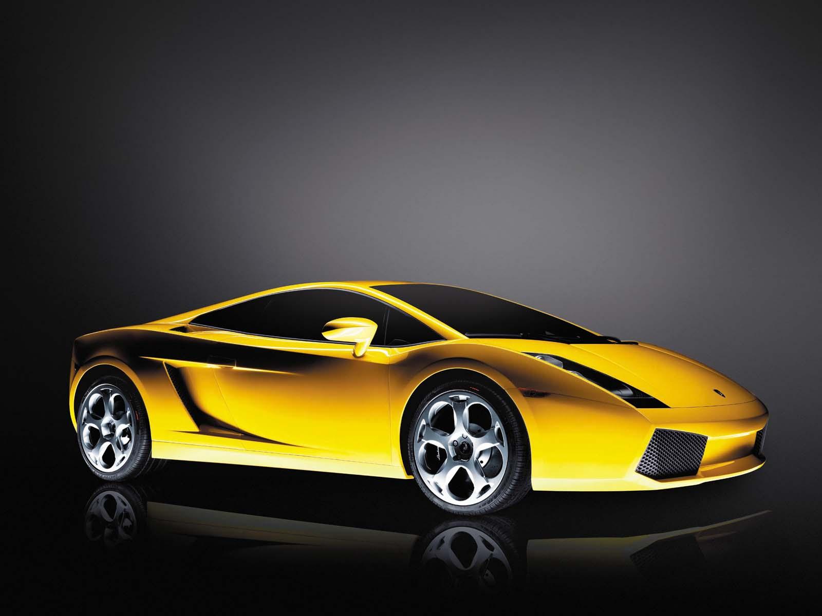 Car new lamborghini